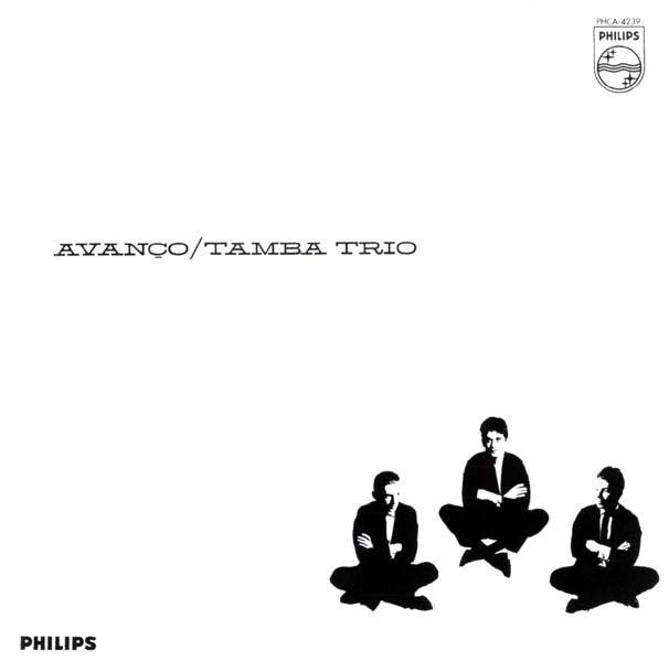 Tamba Trio - Avanço (1963)_Front