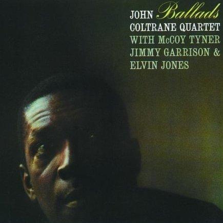 albumcoverJohnColtrane-Ballads