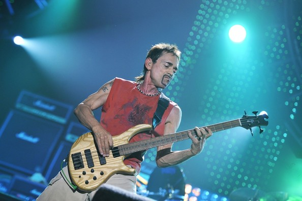 Andy Fraser, baixista do Free