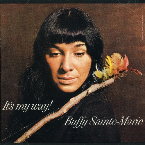 Buffy_Sainte-Marie_-_It's_My_Way