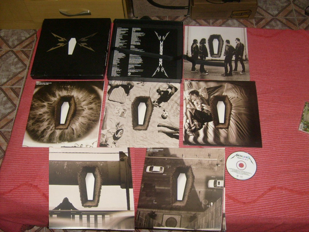 Metallica - deathb