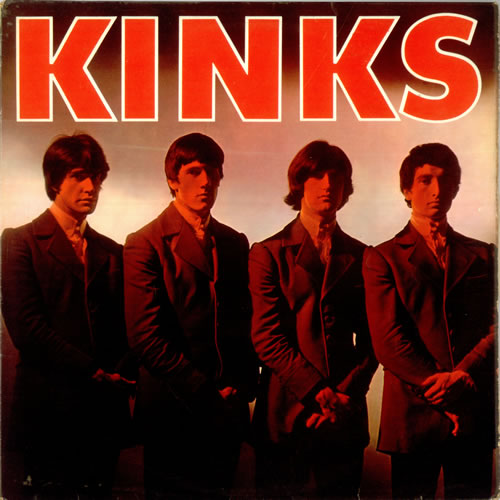 The+Kinks+-+Kinks+-+1st+-+EX+-+LP+RECORD-347102