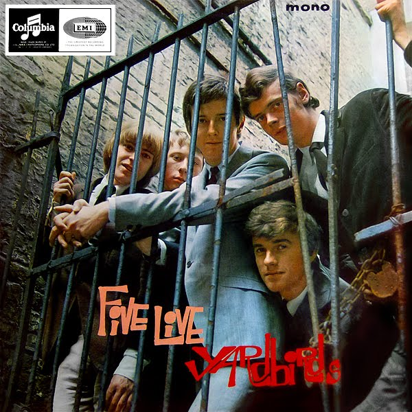 the yardbirds_five live yardbirds