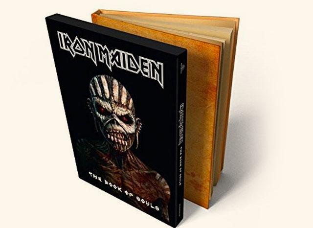 Book of Souls Livro