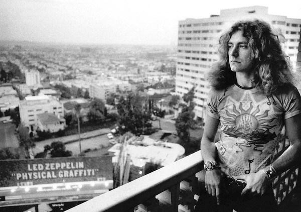 Led Zeppelin novamente no topo
