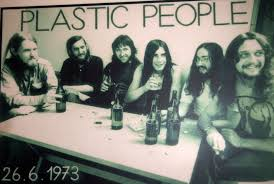 O Plastic People of the  Universe em 1973