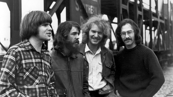John Fogerty, Doug Clifford, Tom Fogerty e Stu Cook