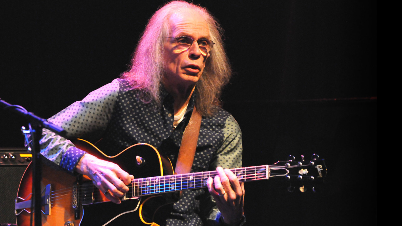 Steve Howe Performs At Norwich Arts Centre