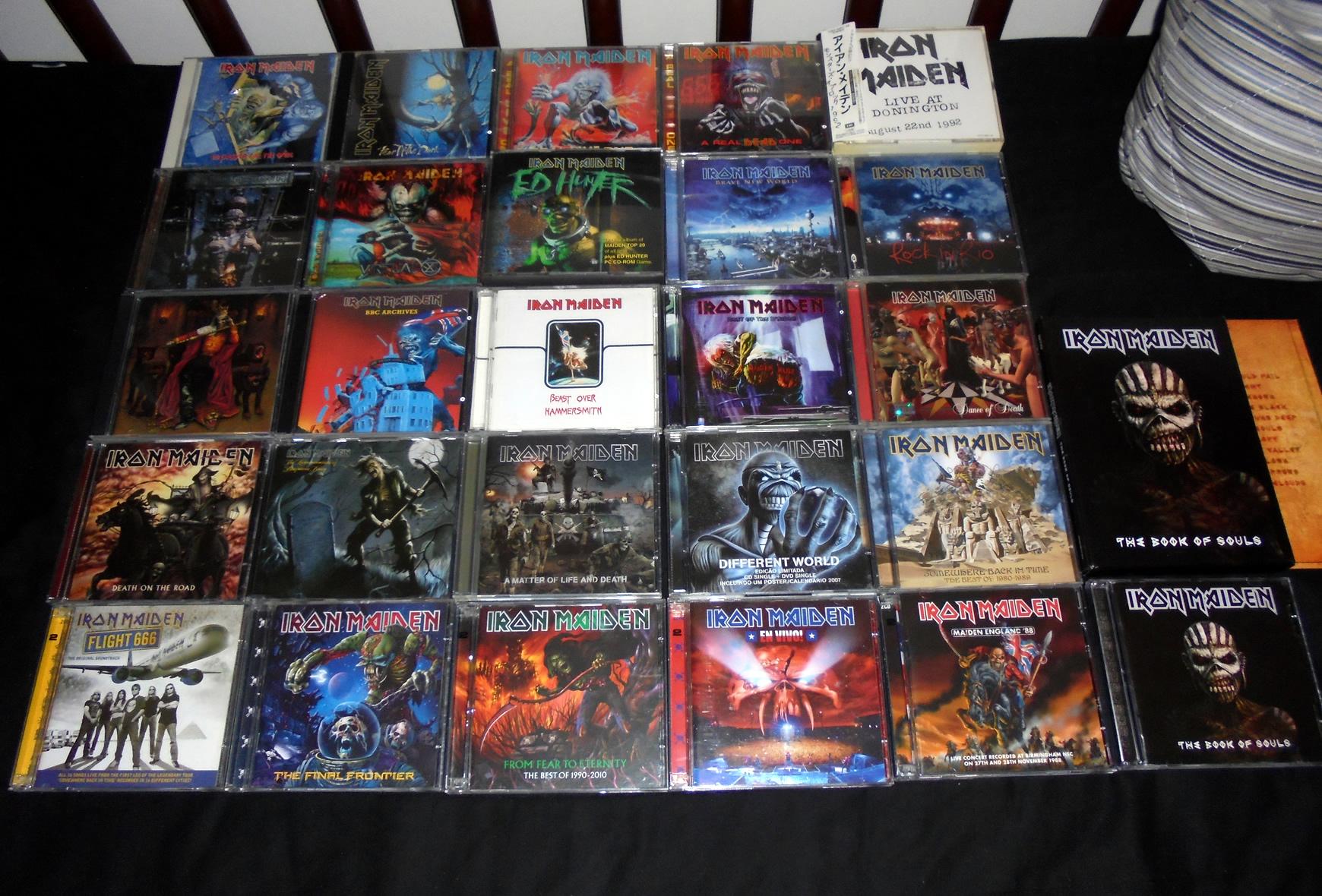CDs_IronMaiden