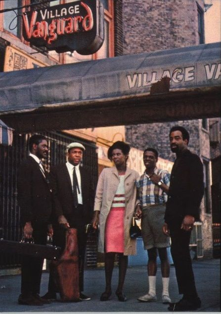 Pharoah Sanders, John Coltrane, Alice Coltrane, Jimmy Garrison e Rashied Ali