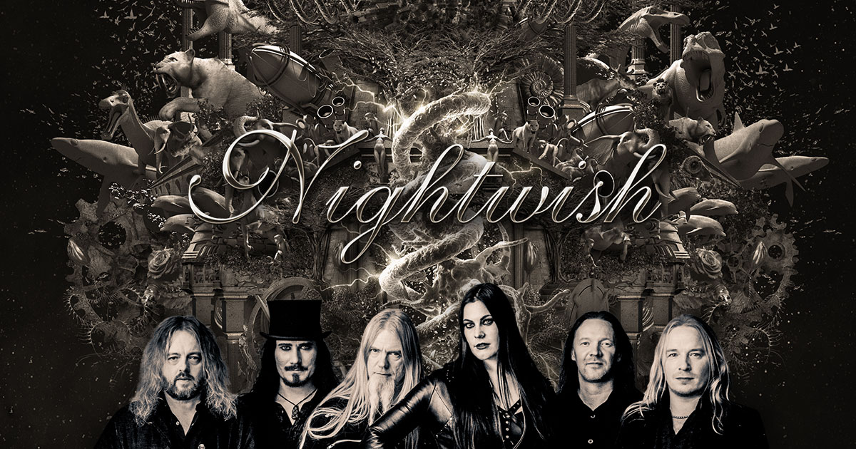 Nightwish capa