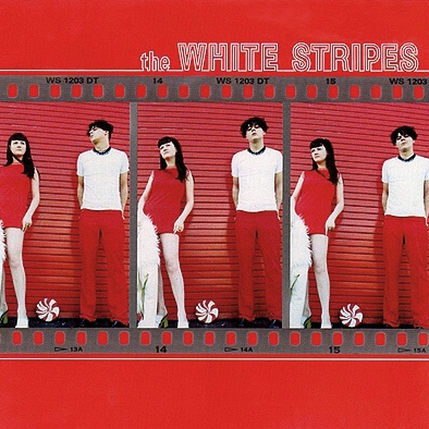 17 The White Stripes