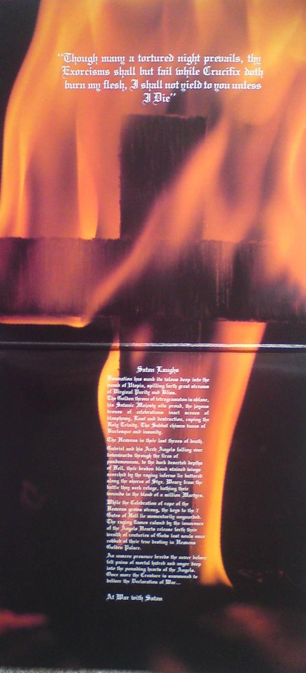 Capa dupla do LP original