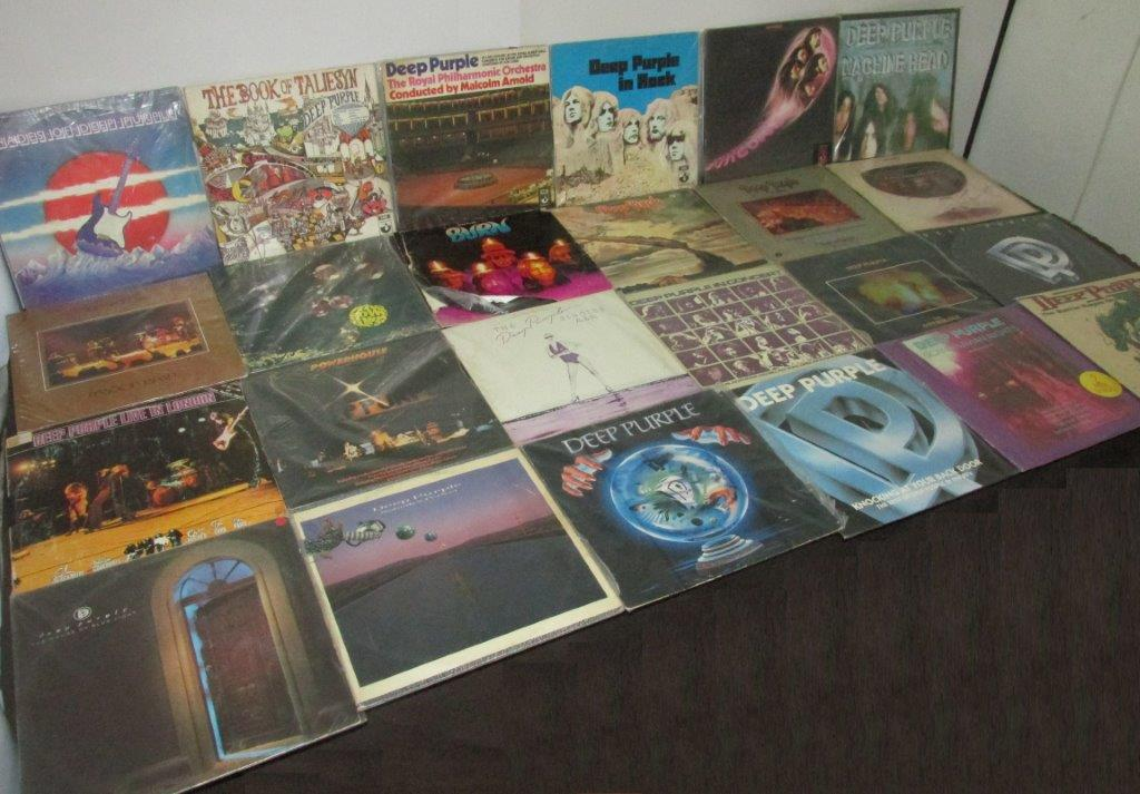 Deep Purple Vinil