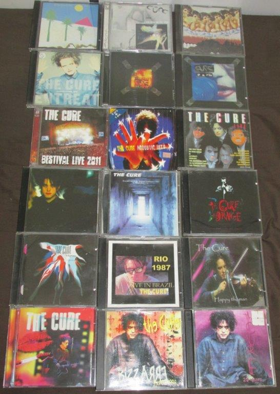 The Cure CD 2