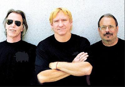 Dale Peters, Joe Walsh, Jim Fox