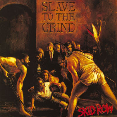 Skid Row – Slave to the Grind [1991]