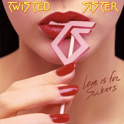 Twisted Sister – Love is for Suckers [1987]