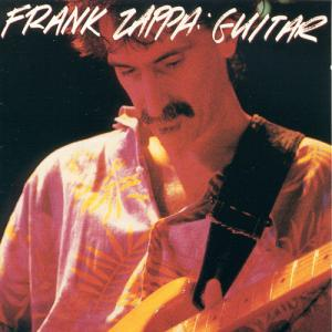 Frank Zappa – Guitar [1988]
