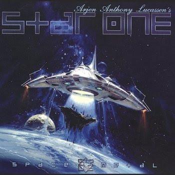 Clássicos e Achados : Star One – Space Metal [2002]