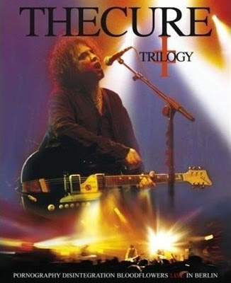 DVD: The Cure – Trilogy [2003]