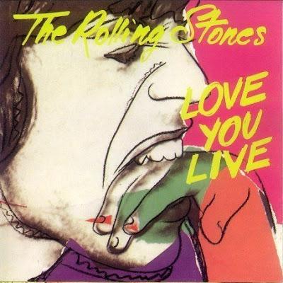 Discos que Parece que Só Eu Gosto: Rolling Stones – Love You Live [1977]