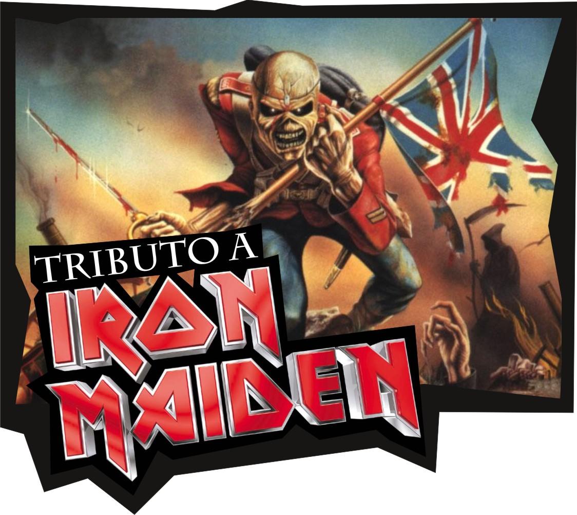 tributo iron maiden - sesc pvh