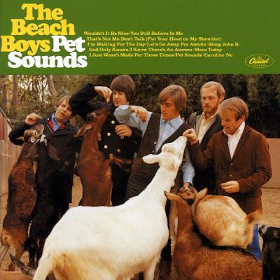 Datas Especiais: Pet Sounds: 45 anos do melhor disco da história – Parte I