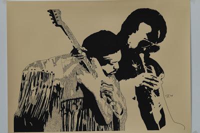 Notícias Fictícias que Gostaríamos que Fossem Reais: caixa traz material unindo Jimi Hendrix e Miles Davis