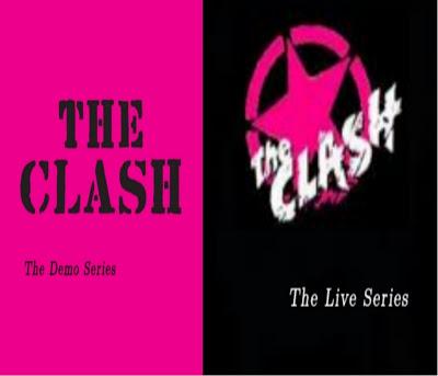 Notícias Fictícias que Gostaríamos que Fossem Reais: The Clash lança dois novos box sets