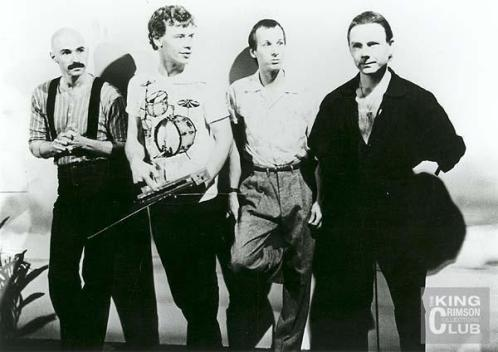 Discografias Comentadas: King Crimson – Parte II