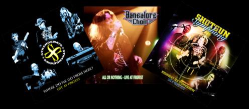 Clássicos e Achados: Bangalore Choir, Strangeways e Shotgun Symphony – Live at Firefest [2011]