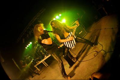 Review Exclusivo: Grave Digger (Rio de Janeiro, 22 de Julho de 2011)