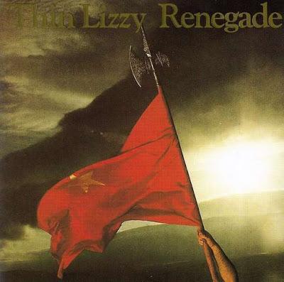 Discos que Parece que Só Eu Gosto: Thin Lizzy – Renegade [1981]