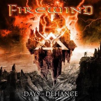 Direto do Forno: Firewind – Days of Defiance [2010]