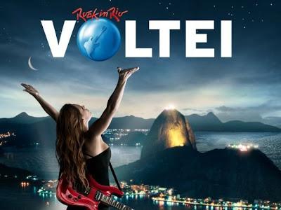 Review Exclusivo: Rock in Rio (Rio de Janeiro, 25 de setembro de 2011)