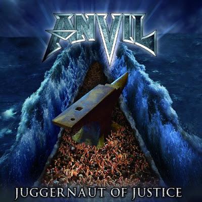 Anvil – Juggernaut of Justice [2011]