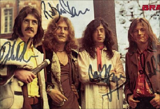 Discografias Comentadas: Led Zeppelin