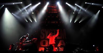 Review Exclusivo: System of a Down (São Paulo, 1º de outubro de 2011)