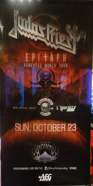 Review Exclusivo: Judas Priest, Black Label Society e Thin Lizzy (Las Vegas, 23 de Outubro de 2011)