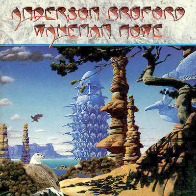 Maravilhas do Mundo Prog: Anderson Bruford Wakeman Howe – Brother of Mine [1989]