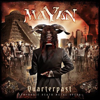 Direto do Forno: Mayan – Quarterpast [2011]