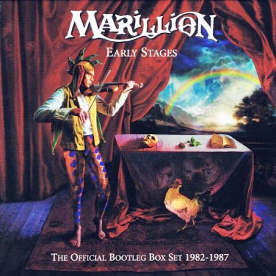 Box Set: Marillion – Early Stages [2008]