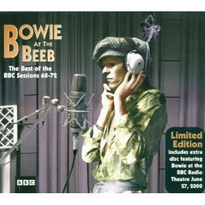 David Bowie – At the Beeb: The Best of BBC Sessions 68 – 72 (Limited Edition) [2000]