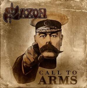 Direto do Forno: Saxon – Call to Arms (Limited Edition) [2011]