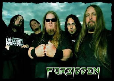 Discografias Comentadas: Forbidden