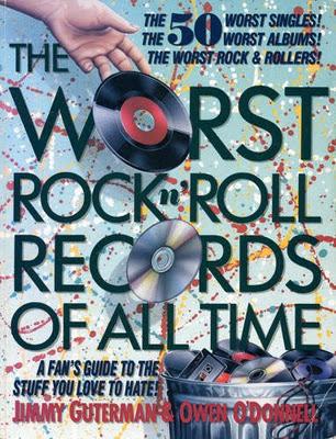 Parece que foi ontem (Parte 4): Os piores discos de rock n' roll de todos os tempos