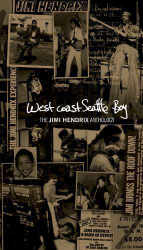 Box Set: Jimi Hendrix – West Coast Seattle Boy: The Jimi Hendrix Anthology [2010]