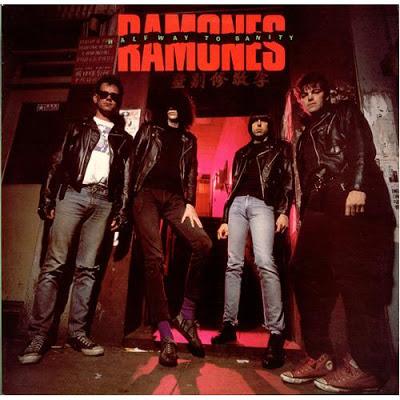 Discos que Parece que Só Eu Gosto: Ramones – Halfway to Sanity [1987]