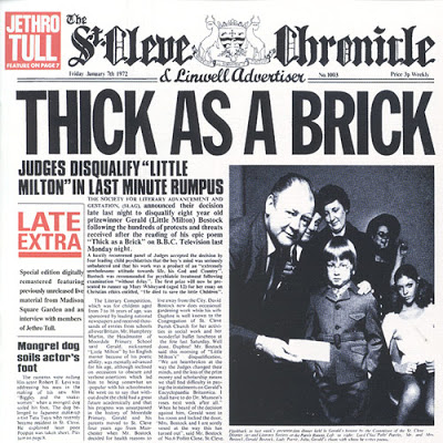 Maravilhas do Mundo Prog: Jethro Tull – Thick As a Brick (Parte II) [1972]